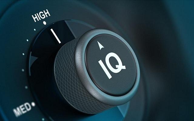 標準 iq 地球上 IQ